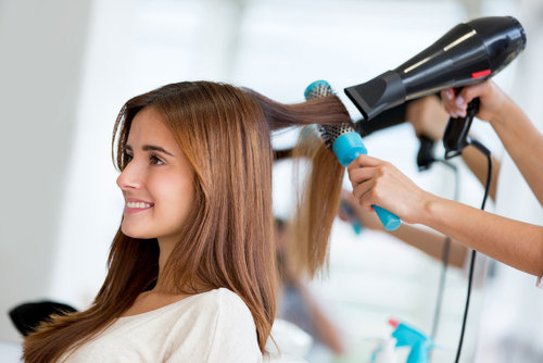 Ladies Hair Styling Services Service Provider From Rajkot