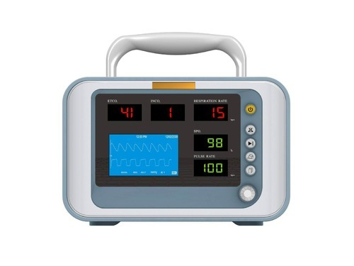 Capnography Monitor, Patient Monitoring Devices | Madhapur