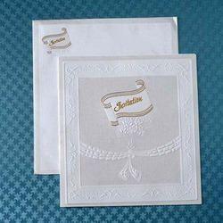 Christian Fancy Wedding Card