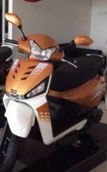 Mahindra Gusto 125 Scooty