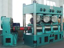 Metal Coil Straightening Machine