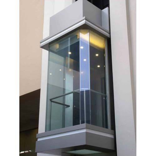 View Specifications Details Of Modern: Capsule Lift - View Specifications & Details Of Capsule Lift By GK. Elevators, Jaipur