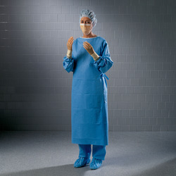 Disposable Surgical Gown, Size: Medium And Extra-Large