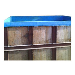 Plating FRP Tanks