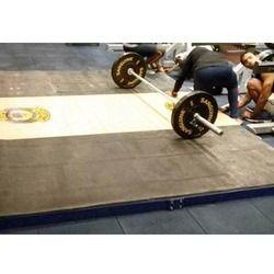 Weightlifting Training Platform