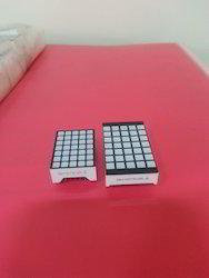5*7 Square Dot Matrix Display