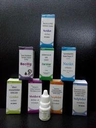 Pharmaceutical Eye Drops - Carboxymethylcellulose Sodium Eye Drop