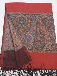 Silk Palla Jacquard