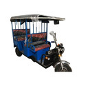 Dmw Electric Passenger Rickshaw, Model: Dmw, Seating Capacity: 4+1