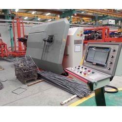 GUTE Automatic ADVANCED CNC STIRRUP BENDER SGW12D- 2