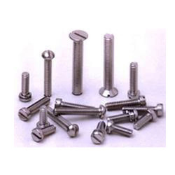 Stainless Steel Screws / SS Screw / Steel Screws