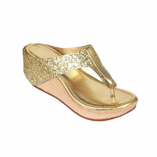Ladies Platform Slippers at Rs 350/pair