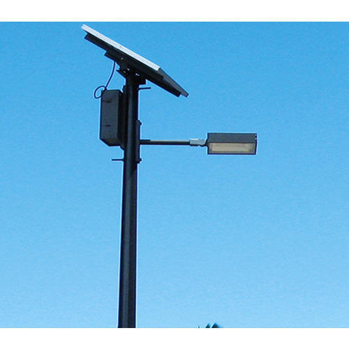 Lighting Poles - Swaged Street Light Pole Manufacturer from Rajkot