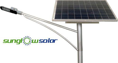 Solar Street Light 40W Set