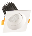 13w Square Cob Spot Light With Philips Driver