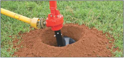 Heavy Duty Post Hole Digger