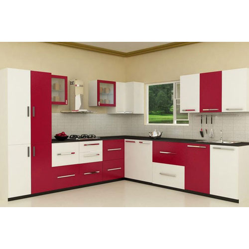 Fancy Modular Kitchen, Contemporary Kitchen Designer