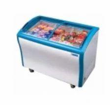 Blue Star Glass Top Chest Freezer GT100B