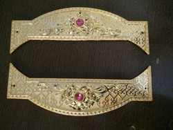Mahavir Silver or golden Mirror Frame