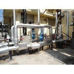 Pressure Reducing Station Turnkey Project