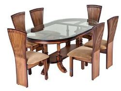 Wooden Dining Table Set In Kannur Kerala Wooden Dining