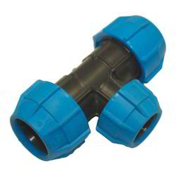 Reducing Tee MDPE Pipe Fitting