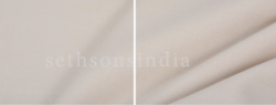 Natural Sethsons India Polyester Fabric, GSM: 200-250