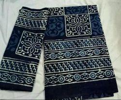 Hand Printed Bed Sheets