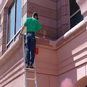 Elastomeric Exterior Wall Coating Service