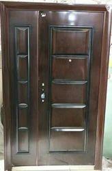 7Ft Wooden Finish Swing Door