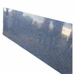 Polished Steel Grey Granite Slab