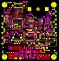 Stellaris Arm Cortex M3 Board