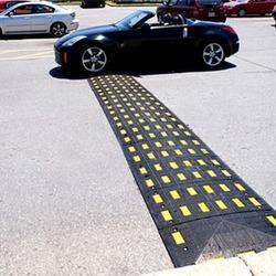 Parking Blocks for Shopping Malls