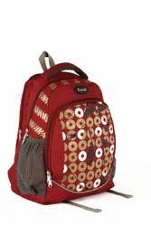 Printed Kids School Backpack