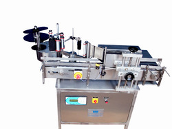 Semi Automatic Labeling Machines