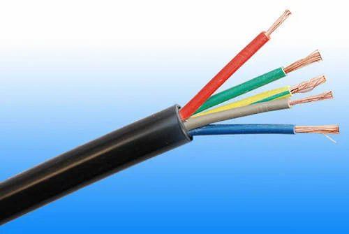 2.5 Sq.mm. Three Core Flat Wire at Rs 45 /meter   Thaltej ...