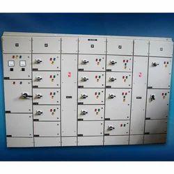 Semi-Automatic MCC Control Panel