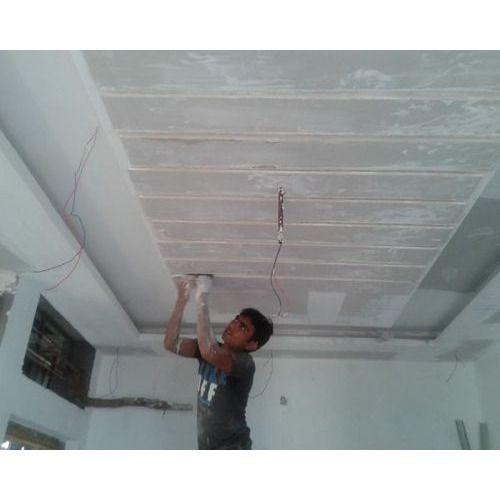 Gypsum False Ceiling Repairing Service