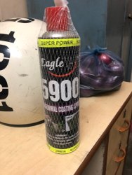 Manufacturer of Eagle 99 Lubricant Spray & Die Mould