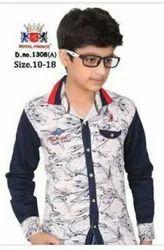 Kids Pattern Shirts 1 To 6