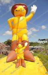 Character Shape Inflatable