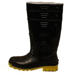 Fortune PVC Gumboot With Steel Toe