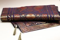 Assorted Shivam Arts Classic Art Silk Table Runner, Size: 13x54 Inches