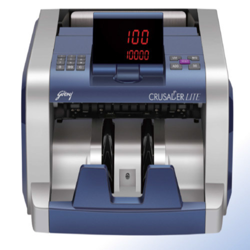 Natural Godrej Currency Counting machine