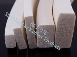 Silicon Sponge Rectangular Profile