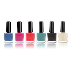 Multicolor 10ml Matte Nail Paint