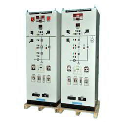 ABB Three Phase Control Relay Panel, 66kV