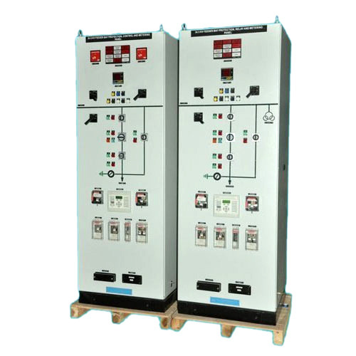 Control Relay Panel on