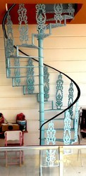 Cast Iron Simple Staircase