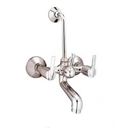 Telephonic Wall Mixer with Bend
